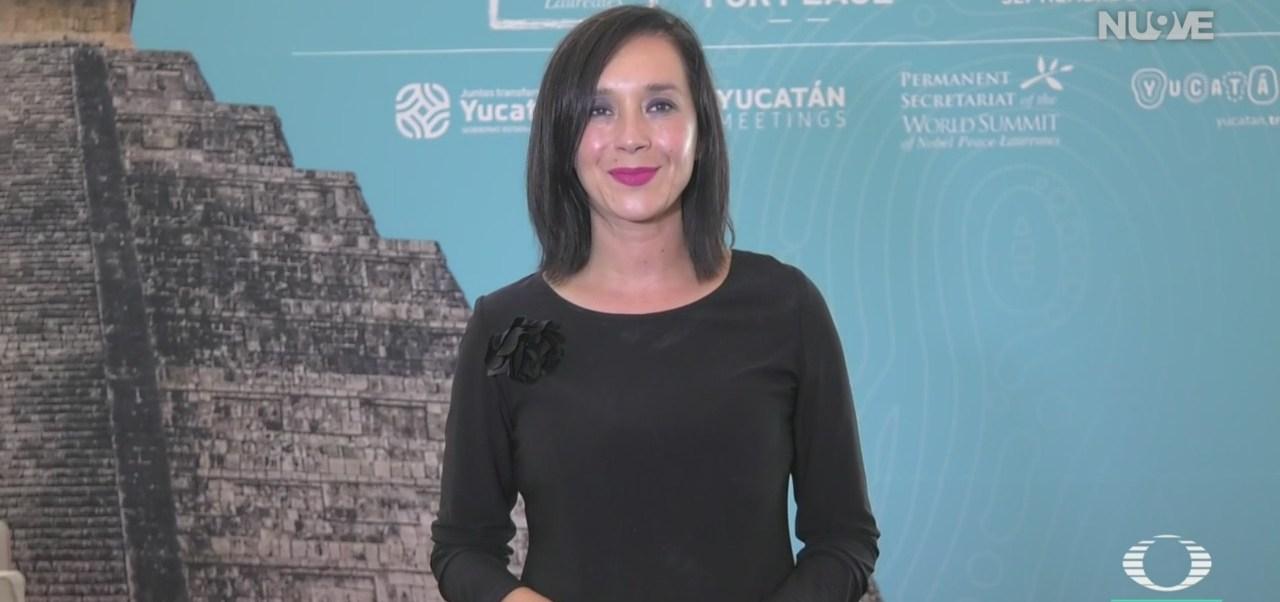 FOTO: Noticias Karla Iberia Programa Completo 19 Septiembre 2019
