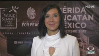 FOTO: Noticias Karla Iberia Programa Completo 20 Septiembre