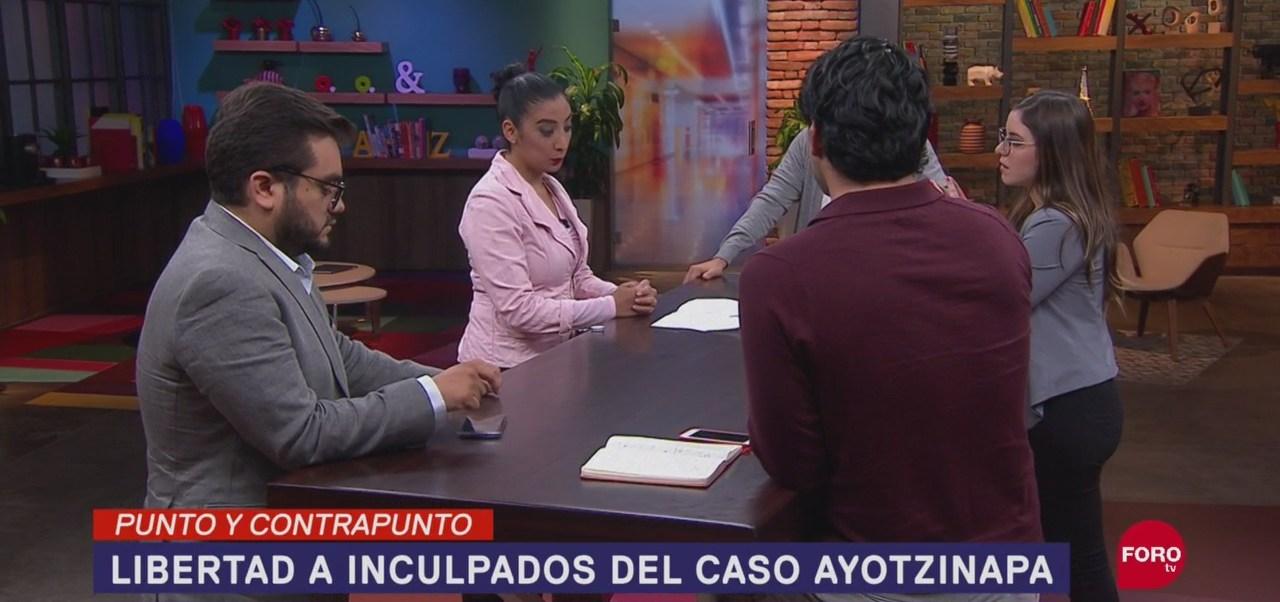 FOTO: Liberan a 24 inculpados por caso Ayotzinapa, 17 septiembre 2019