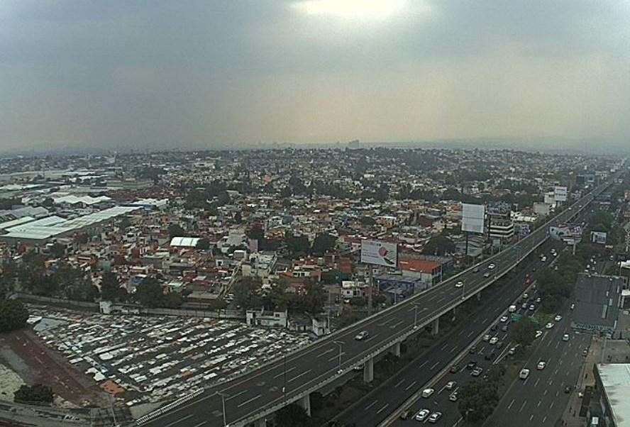 Prevén lluvia en la CDMX, 13 octubre 2019