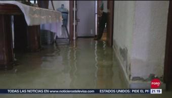 Foto: Lluvias Provocan Inundación Ecatepec 25 Septiembre 2019