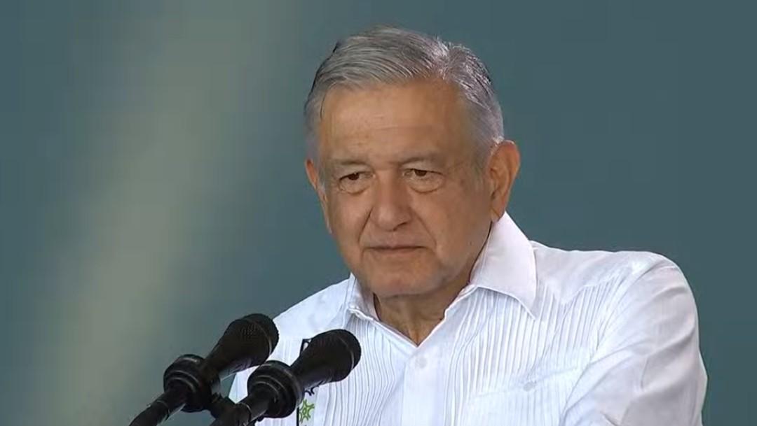 Foto: Andrés Manuel López Obrador, 20 de septiembre de 2019, Mérida, Yucatán