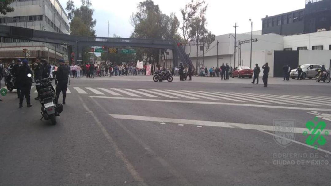 Foto Manifestantes afectarán vialidad en CDMX este 6 de septiembre de 2019