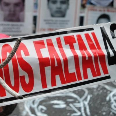 Caso Ayotzinapa: Los 43 estudiantes desaparecidos
