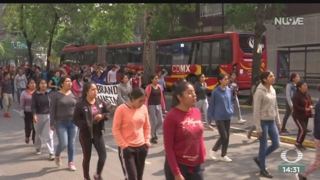 FOTO: Marchas Protestas Casi 5 Años Desaparición Normalistas Ayotzinapa
