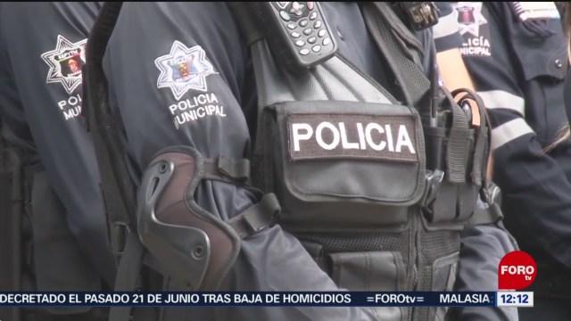 Más de 50% de policías de Sinaloa no pasan exámenes de confianza