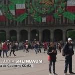 Foto: 7 Millones Personas Participan Macrosimulacro México Hoy 19 Septiembre 2019