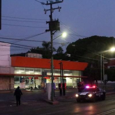 Matan a 5 personas en terminal de autobuses de Cuernavaca
