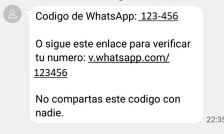 Foto ¡Cuidado! este mensaje de WhatsApp busca robar tus datos 10 septiembre 2019