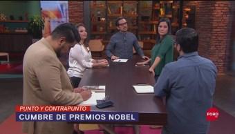 Foto: Concluye Mérida Cumbre Mundial Premios Nobel Paz 23 Septiembre 2019