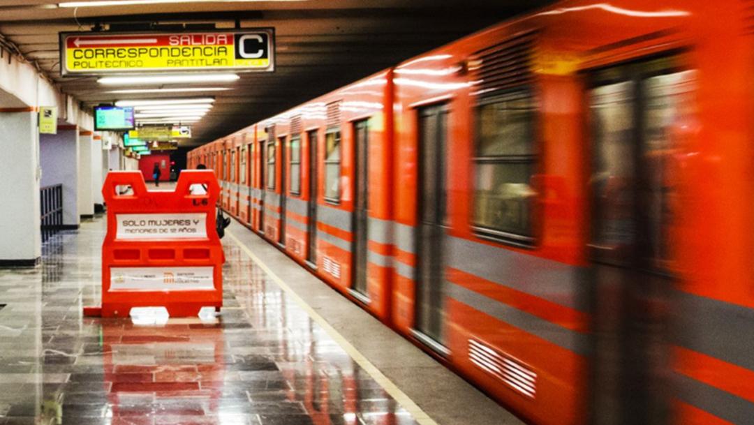 FOTO Metro CDMX cumple 50 años de servicio (Twitter Metro CDMX)