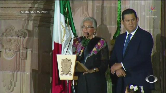 FOTO: México festeja el 209 Aniversario de la Independencia, 16 septiembre 2019