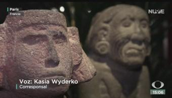 FOTO: México No Logra Frenar Subasta Pierde Piezas Prehispánicas