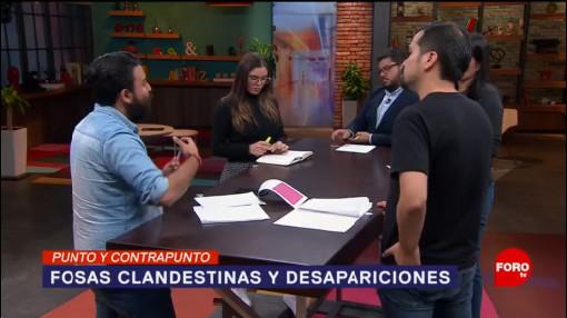 Foto: México Fosas Clandestinas Personas Desaparecidas 4 Septiembre 2019