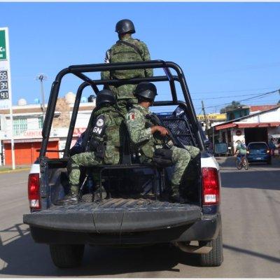 Ejército abate a presunto delincuente en Ario de Rosales, Michoacán