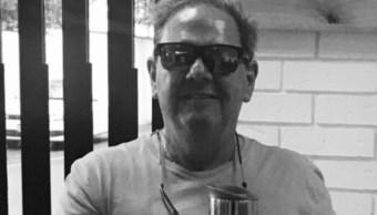 FOTO Muere Mario Castillejos, comentarista deportivo, por un infarto (Twitter)