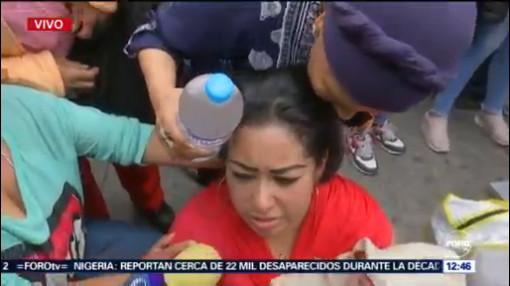 Mujer narra que policías y reos se enfrentaron en Reclusorio Oriente CDMX