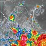 Se forma tormenta tropical 'Narda', en costas de Acapulco