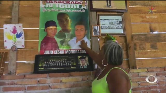 Foto: No Faltan 43 Faltan 46 Madres Normalistas Ayotzinapa 27 Septiembre 2019