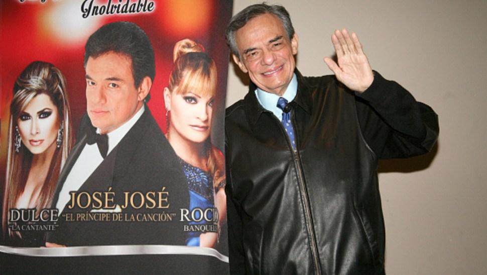 Imagen: El sábado 28 de septiembre falleció José José a los 71 años de edad en Miami, Florida, 30 de septiembre de 2019 (Getty Images, archivo)