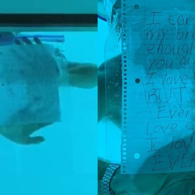Novio muere ahogado durante romántica propuesta de matrimonio