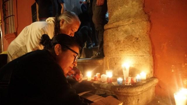 Foto: Homenaje Francisco Toledo, 6 de septiembre de 2019, Oaxaca, México