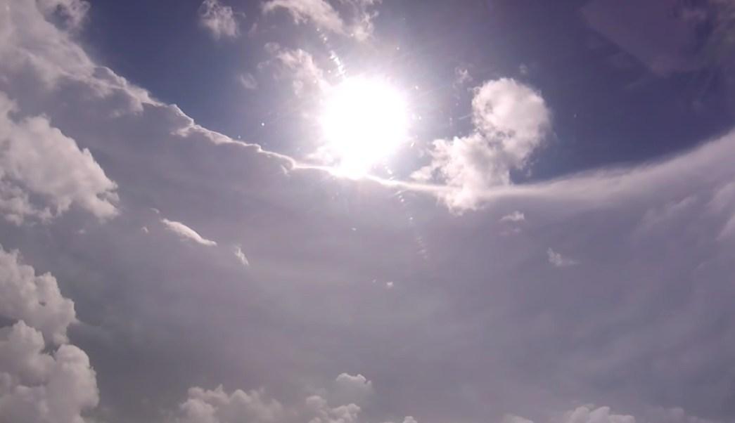 Foto:ojo-huracan-dorian-imagenes. 2 septiembre 2019