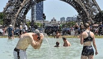 Imagen: Francia registró temperaturas récord en junio de 46 grados centígrados y en julio de 42 grados, 8 de septiembre de 2019 (Getty Images, archivo)