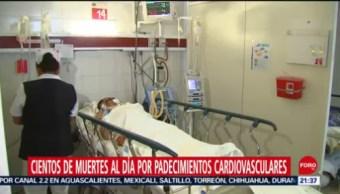 Foto: Padecimientos Cardiovasculares Causantes 17 Millones Muertes 26 Septiembre 2019