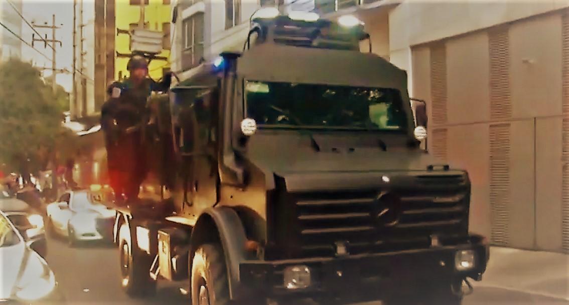 Operativo en la colonia Nápoles deja 32 detenidos por fraudes financieros