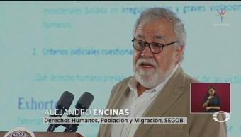 Foto: Ordenan Investigación Exhaustiva Liberación Cabo Gil 4 Septiembre 2019