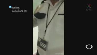 FOTO: Paciente que abandonó hospital en Tuxtla Gutiérrez se desesperó: Director, 16 septiembre 2019
