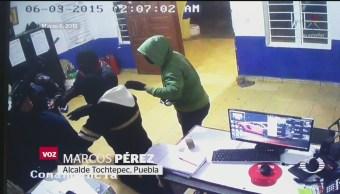 FOTO:Persisten amenazas de huachicoleros contra autoridades de Tochtepec, 13 SEPTIEMBRE 2019