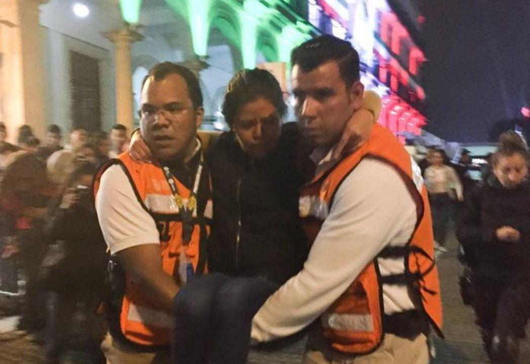 Suman 16 heridos por pirotecnia durante fiestas patrias en Xalapa