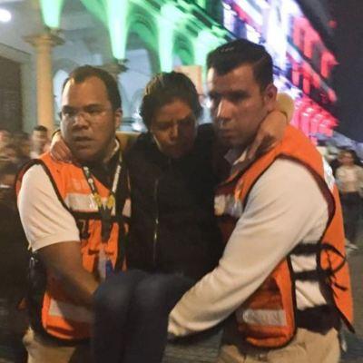Suman 16 heridos por pirotecnia durante fiestas patrias en Xalapa, Veracruz