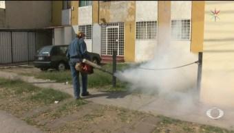 Foto: Brote Dengue Jalisco Habitantes No Permiten Autoridades Fumigar 27 Septiembre 2019