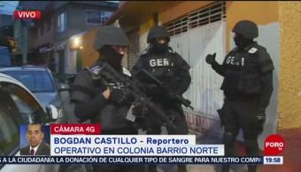 Foto: PgjCdmx Realiza Operativo Colonia Barrio Norte 5 Septiembre 2019