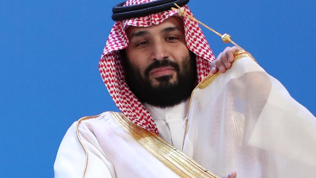FOTO Príncipe Bin Salman admite responsabilidad en muerte de Khashoggi (AP)