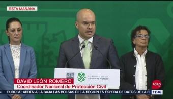 Protección Civil pide participar en el Macrosimulacro 2019