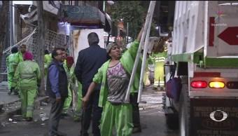 Foto: Recuperan Calle Manuel Doblado Centro CDMX Ambulantaje