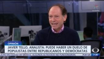 Reporte Trump: Puede existir un duelo de populista entre republicanos y demócratas