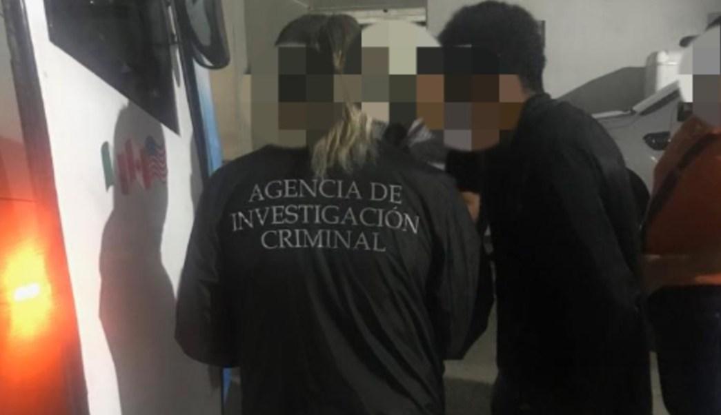 Fotos: Las personas de origen centroamericano quedaron a resguardo de autoridades migratorias para el trámite administrativo correspondiente, 3 de septiembre de 2019 (Fiscalía General de la República)