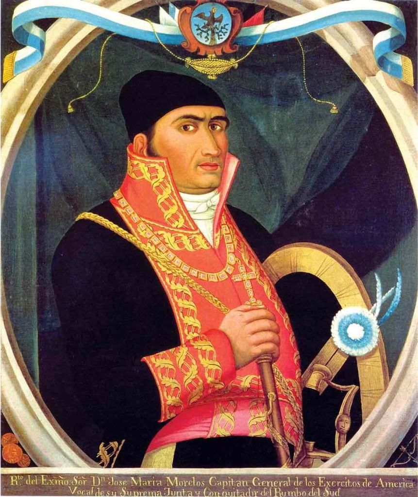 Foto:Retrato_del_excelentísimo_señor_don_José_María_Morelos. Septiembre 2019