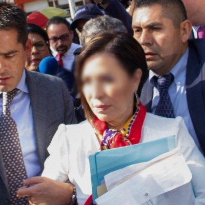 No hay un juicio justo para Rosario Robles, dice abogado
