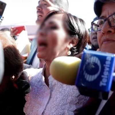 SFP inhabilita a Rosario Robles por 10 años