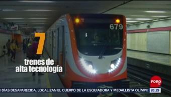 Foto: 50 Años Metro CDMX 4 Septiembre 2019
