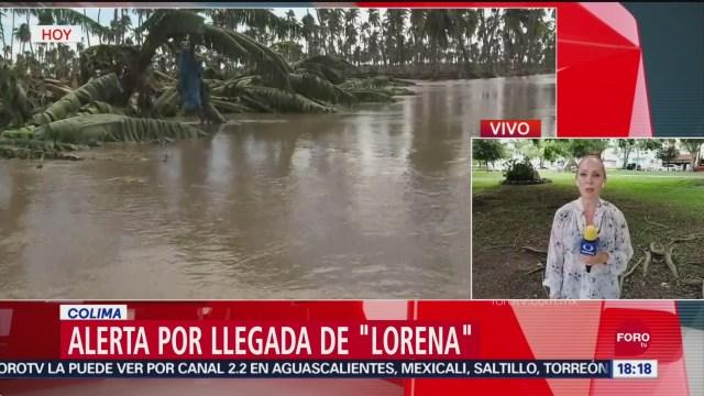 Foto: Reabre Paso Rebalse Desbordamiento Río Colima 21 Septiembre 2019