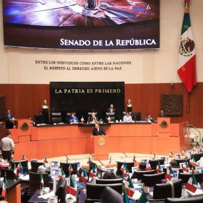 Senadores se pronuncian sobre caso de Manuel Bartlett