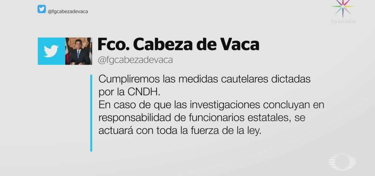 Foto: Sugieren Asistencia Fbi Enfrentamiento Nuevo Laredo 12 Septiembre 2019