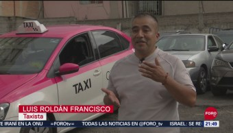 FOTO: Taxista narra nacimiento de bebé y ayuda del 911, 17 septiembre 2019